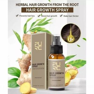 Other - (5 Bottles) Ginger Extract Hair Growth Spray
